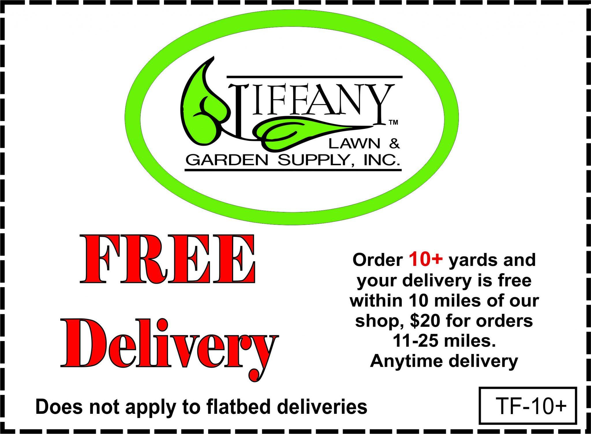 Tiffany Lawn And Garden