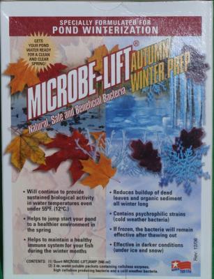 Microbe Lift Autumn Prep