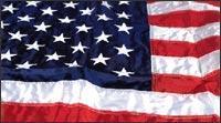 2Ply Poly USA Flag