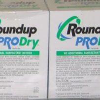 Round Up (Dry packs)