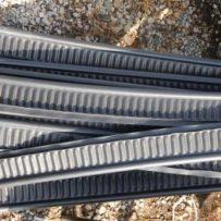 Cobra Black Plastic Edging
