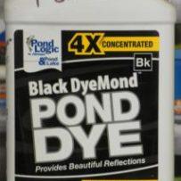 Black DyeMond Pond Dye