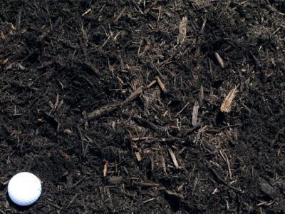 Select Supreme AA Black Dyed Mulch