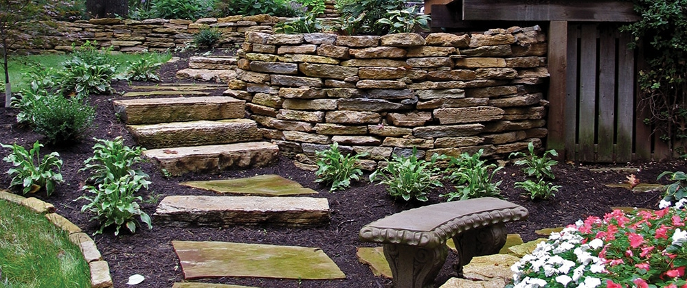 Landscape supplies greenwood in mulch natural stone for Smooth stones for landscaping